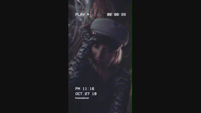 Sam via his girlfriend's_IG_27_10_18
