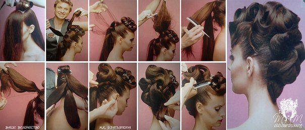 Причёски своими руками пошаговая инструкция с фото