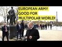 BREAKING! Putin Disagrees With Trump: I Support Macron's European Army Plan