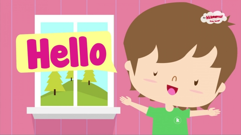 Hello How Are You Song _ Hello Song for Kids _ Hello Song Lyrics for Children