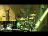 Aaron Spears &amp SangYoul Park KORE DRUM SHOW 2013 -aaron spers part 3.
