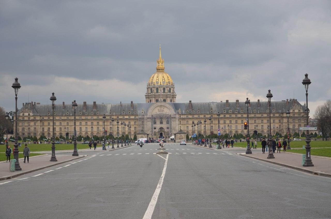 W4ETFlByVvY Париж достопримечательности за один день