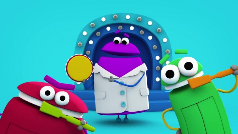 Brush Your Teeth, Songs About Behaviors by StoryBots