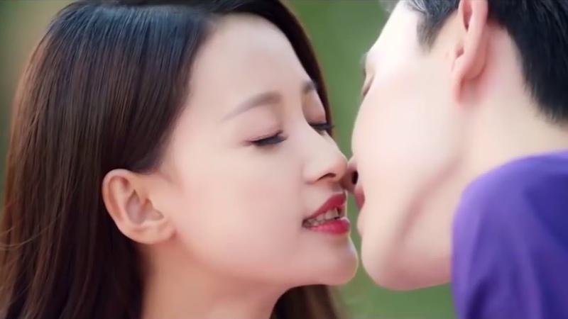 Поцелуи в дорамах