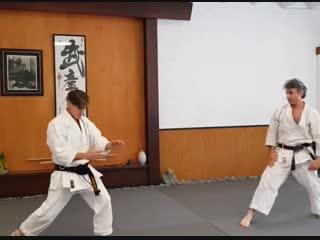 Rick Hotton Sunday Morning Keiko Video 3
