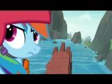 My Little Pony FiM  Сезон 8, серия 9  Non-Compete Clause HD русские субтитры