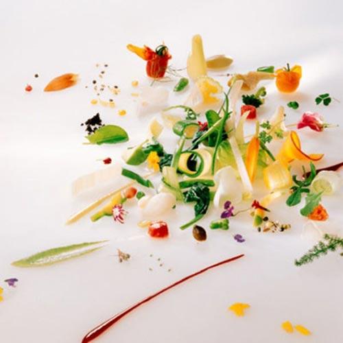 Когда кулинария - это искусство. 10 блюд, которые можно выставлять в музеях