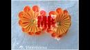 Зефирки, которые всегда получаются / мастер класс зефирки канзаши из лент 2.5 см