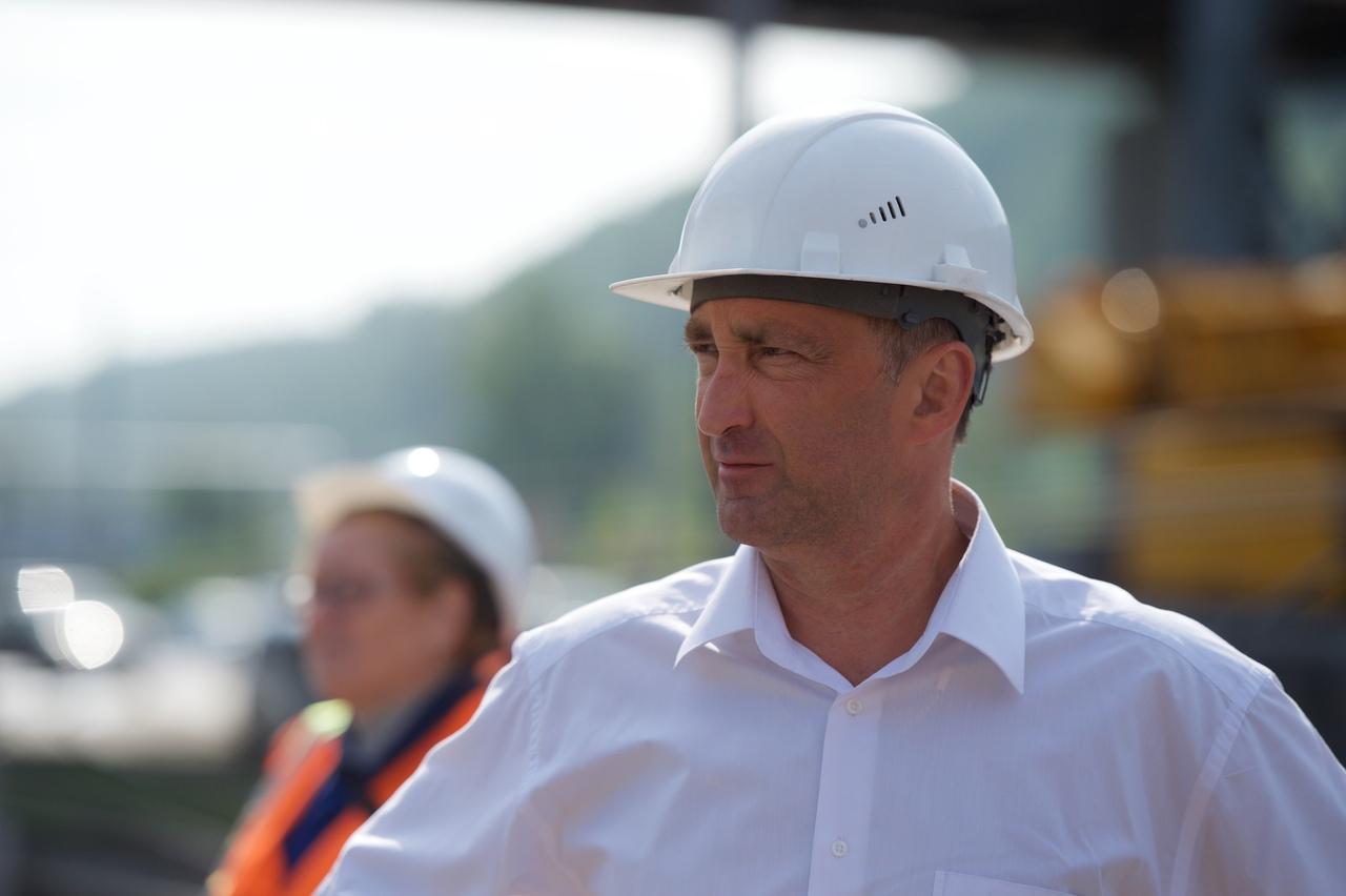 Сергей Иванов: «Каждый участок, где мы меняем трубы, — важный»