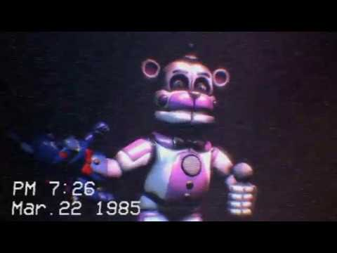 [FNAF] Funtime Freddy death tape 1985 - Circus Baby's Entertainment Rental Re-edit