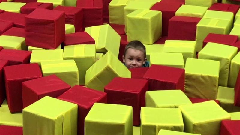 Детский игровой комплекс Zамания