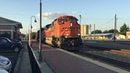 A late afternoon/early evening on the BNSF Mendota sub Mendota, IL 09/14/18