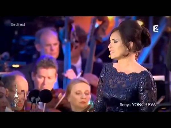 La Bohème - Puccini - Sonya Yoncheva - Le Concert de Paris 14 juillet 2013