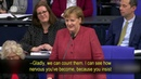 Merkel admits migration pact is legally binding 1080p
