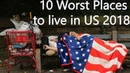 The 10 Worst Places To Live In The USA