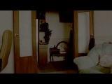 Призрак в комнате на оставленной камере!