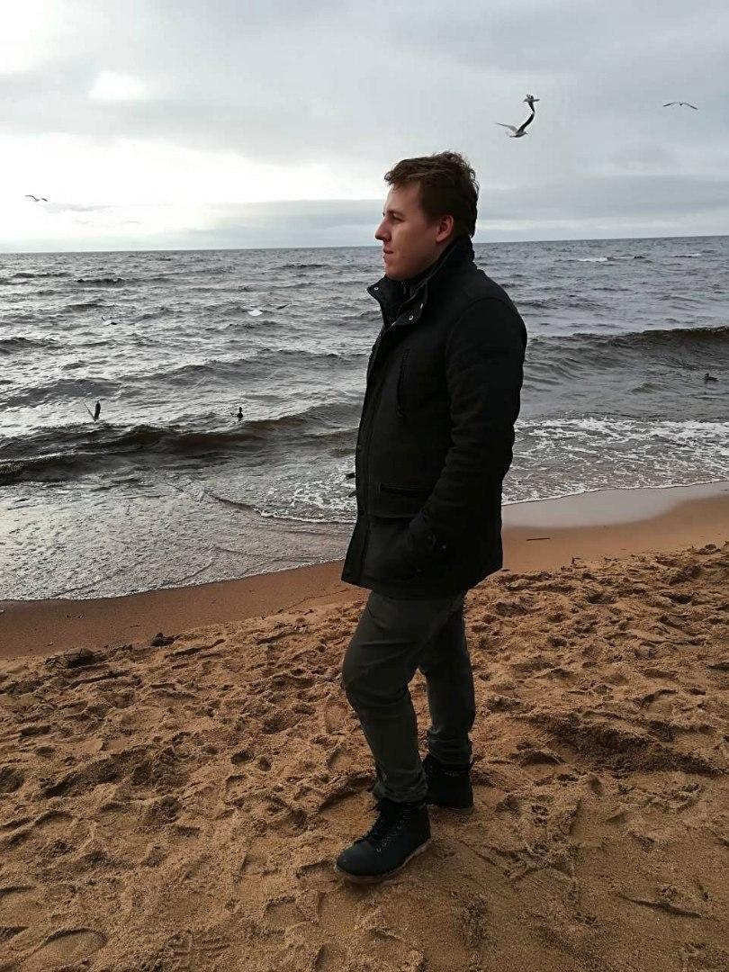 Роман Скобелев, Санкт-Петербург - фото №3