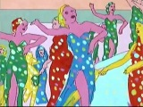 Naked Ambition - Bassnectar - LSD, VJ Video by FLOOD - Dangur - Sunday