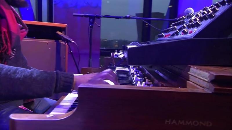 Cory Henry Yoran Vroom - Gotcha Now Doc (live @Bimhuis Amsterdam)