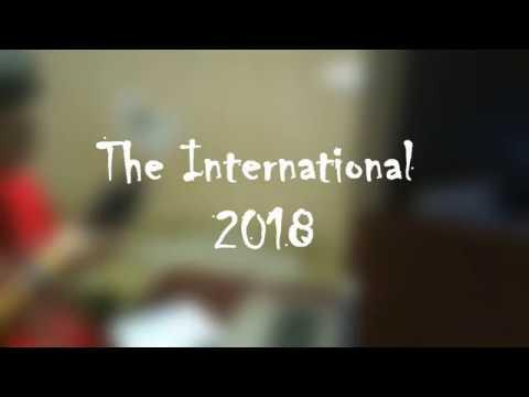 Gori Zont Фэнтези команда на первый игровой день The International 8