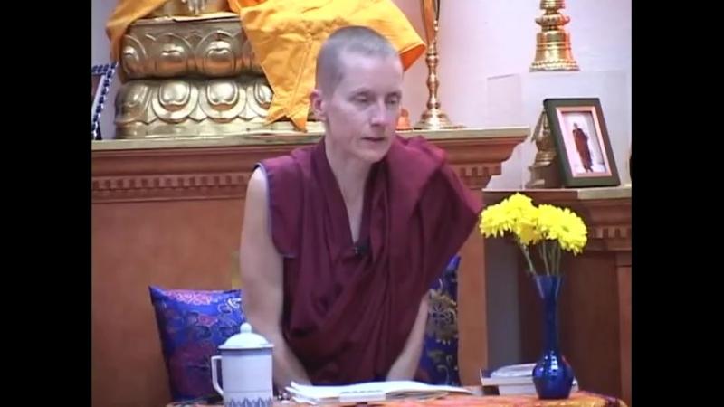 Открытие Буддизма 08. Что такое духовная практика