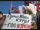 В Москве прошла акция против передачи Курильских островов Японии