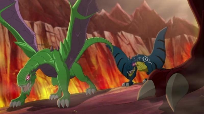 Динофроз 24. Последнее затмение [Dinofroz] 2012