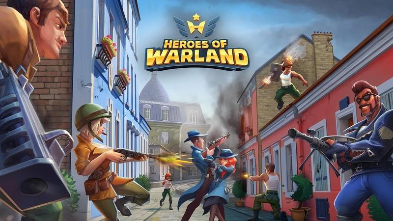 Обновление Heroes Of Warland Геймплей Трейлер