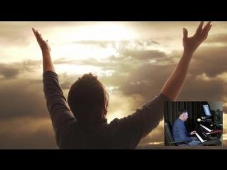 ЦЕЛУЮ, ВЕСНА! - ИДЕЯ ОЛЕГА БОЖЕНКО - ДМИТРИЙ ЗИНОВИЧ (КАВЕР- ВЕРСИЯ НА СИНТЕЗАТОРЕ) KORG PA-300