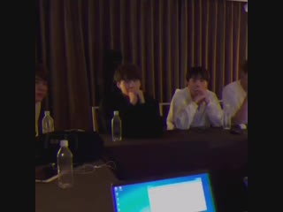 NOOO LOOK AT YOONGI'S REACTION WHEN BTS FOUND OUT THEY'D BE PERFORMING AT THE AMAs -