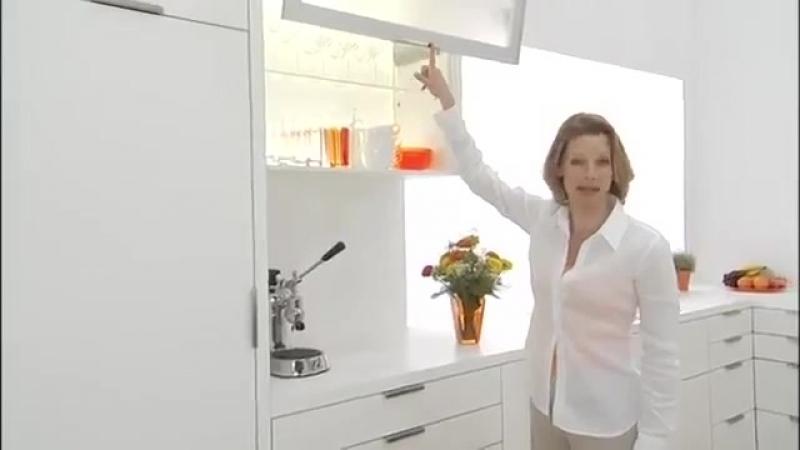 Кухня Революция система AVENTOS от BLUM 03
