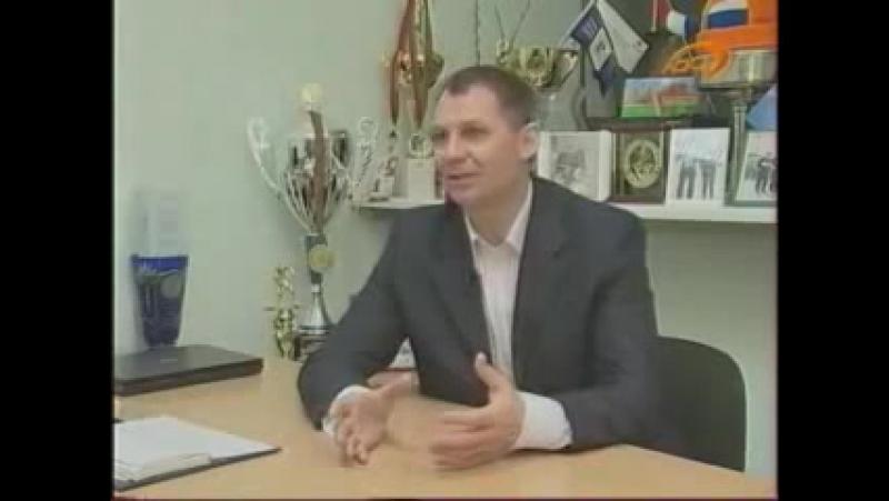 Спорт спорт спорт (ЛАД, 2008) Олимпийский чемпион Сергей Булыгин