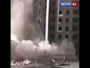 Девятиэтажный дом в Норильске обрушился на машиниста экскаватора