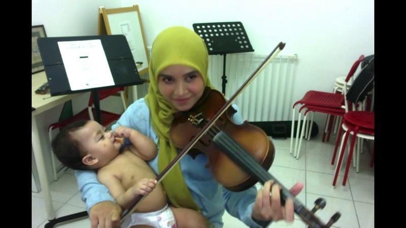 Isabella 1998 ( Violin cover by Endang Hyder )
