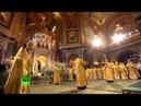 «От юности моея» сокращённого греческого распева в гармонизации Дмитрия Баянова