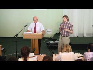 8. Дух в послании к Ефесянам (часть 5). Кис Варрингтон