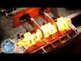 Germany Crankshaft Forging - Discover Heavyweight Production Global Technology