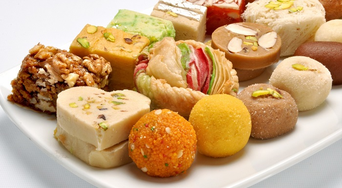 аюрведические сладости