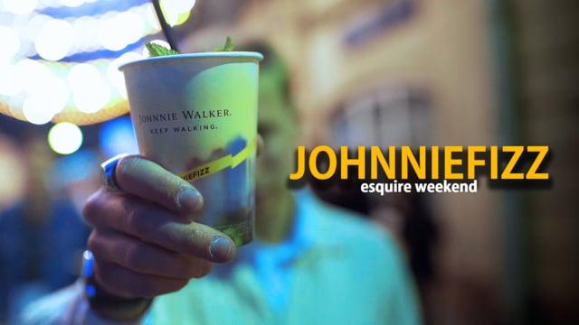 Esquire Weekend Johnny Fizz 2017