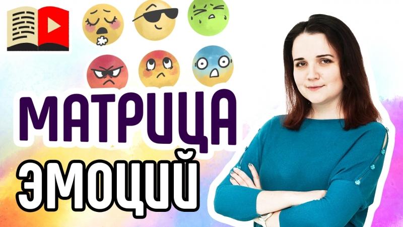 Что такое матрица эмоций и зачем она нужна на YouTube? Узнайте всё о матрице эмоций!