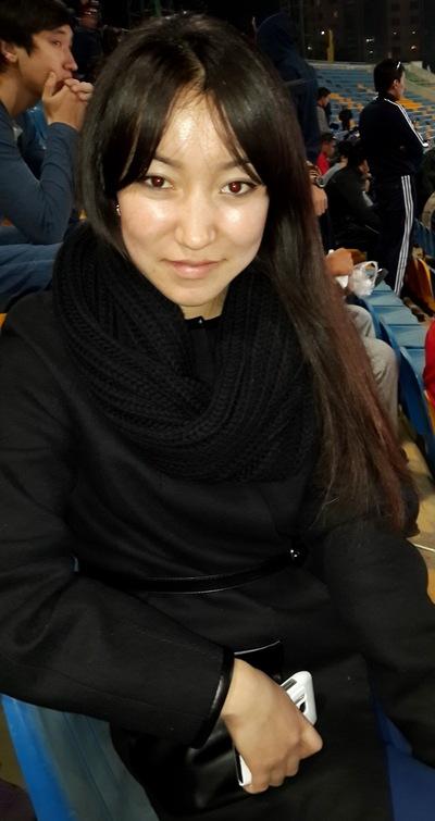 Камшат Тюлембаева, 13 августа , Орел, id174191362
