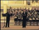 Ф. Шуберт - Аве Мария. исп. Андрей Максимов и Детский хор РТВ Санкт-Петербурга