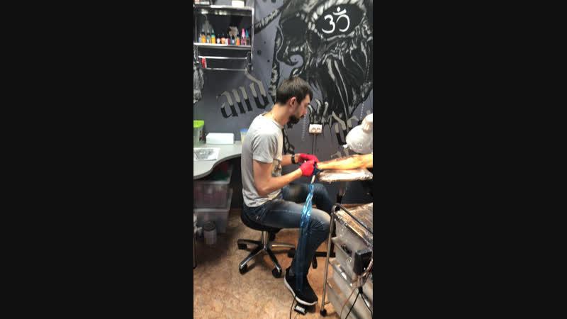Тату - салон [ОМ] Татуировка Татуаж Челябинск — Live
