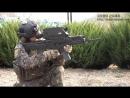공중폭발탄 발사기와 소총을 일체화 시킨 K11 복합형소총 실사격 영상