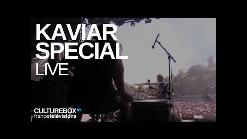 Kaviar Special (full concert) - Live @ Festival Rock En Seine 2016