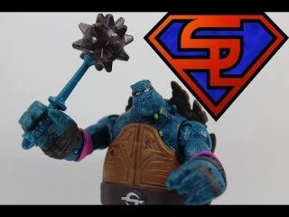 Nickelodeon's Teenage Mutant Ninja Turtles Slash Basic Action Figure Playmates Toys Review