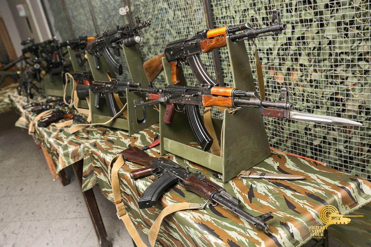 Вооружение, оружие, автомат