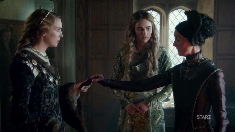 Сник-пик 1x04 «Белая принцесса» (ENG)