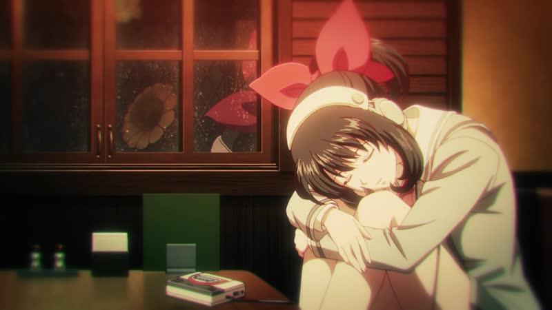 [AnimeOpend] Akanesasu Shoujo 1 ED | Ending / Девушки в багряном свете 1 Эндинг (720p HD)
