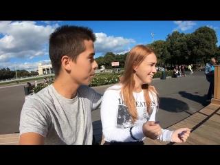ПИКАП ПРАНК ЦЕЛУЕМ ДЕВУШЕК(Турков Кирилл)_⁄Kissing Selfie Surprise